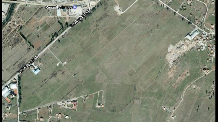 Kokotsko polje, Podgorica