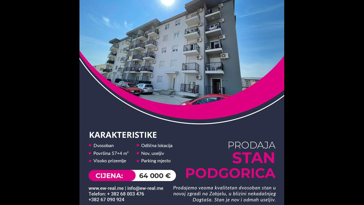 Ksenije Cicvarić, Podgorica